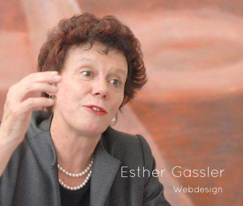 Esther Gassler Portrait